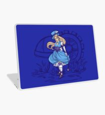 Steampunk Alice - Revised Laptop Skin