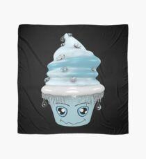 frierendes Cupcake Emoticon Tuch