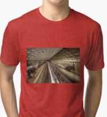 Smithsonian Metro Station Tri-blend T-Shirt
