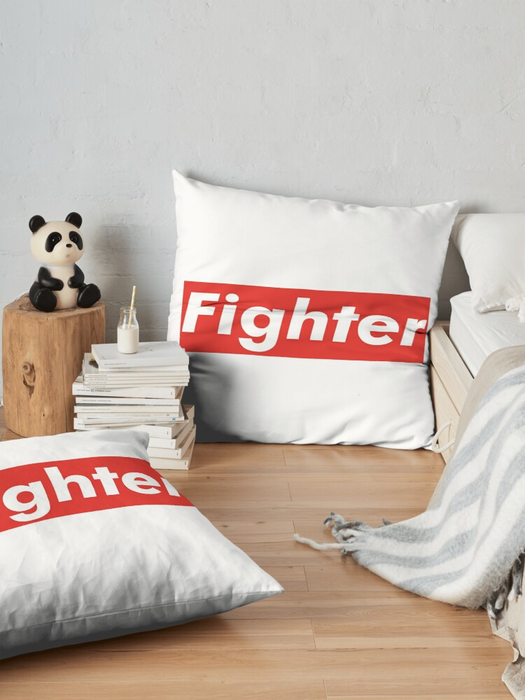 Alternate view of D&D Supreme [FIGHTER] Floor Pillow