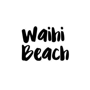 Waihi Beach by FTML