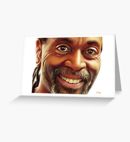 Bobby McFerrin Greeting Card