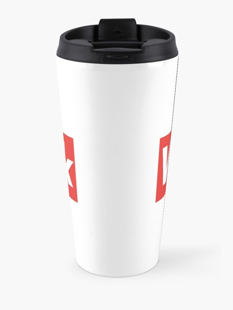 Alternate view of D&D Supreme [WARLOCK] Travel Mug