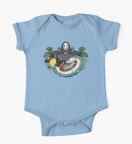 Spirit World Kids Clothes