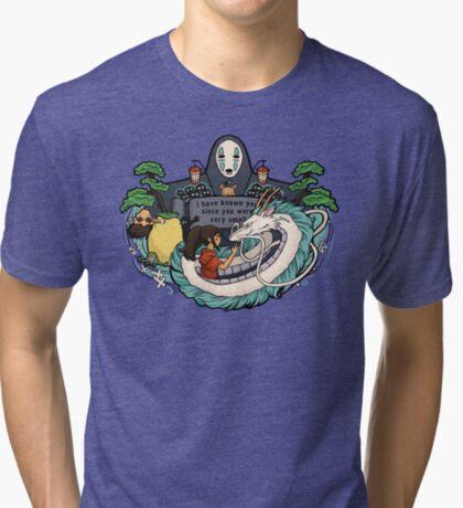 Spirit World Tri-blend T-Shirt