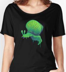 Un escargot T-shirts coupe relax