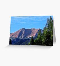 Great Northern 2 (Montana, USA) Greeting Card