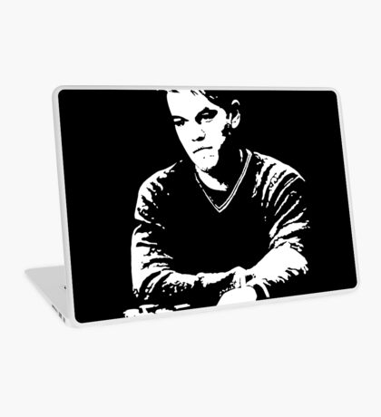 Mike McDermott - Rounders Laptop Skin