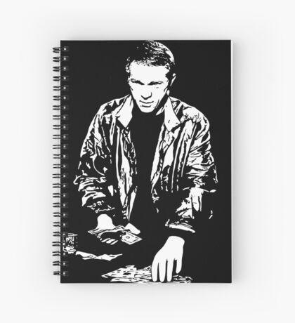 The Cincinnati Kid  Spiral Notebook