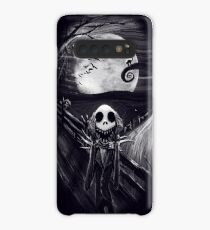 The Scream Before Christmas Case/Skin for Samsung Galaxy