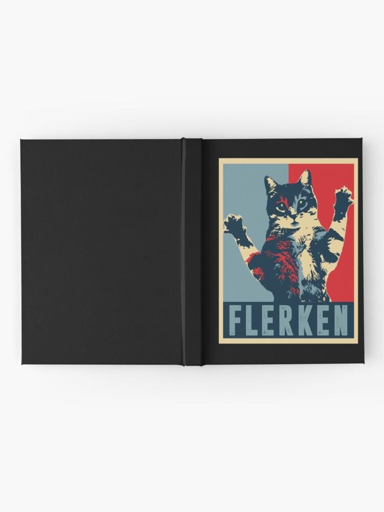 Alternate view of Flerken Hardcover Journal