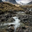 Deepdale Beck Rapids by Phil Buckle