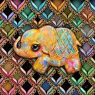 «Ópalo el elefante esperanzado» de Karin Taylor