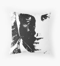 The Consulting Criminal Throw Pillow