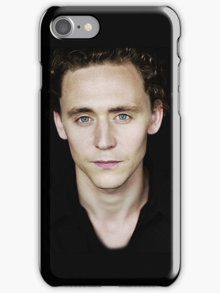 Tom Hiddleston by Kay Allan