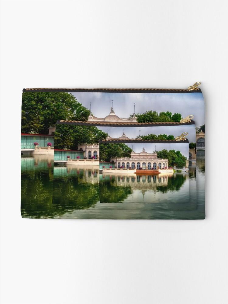 Alternative Ansicht von Thailand-Sommerpalast Täschchen