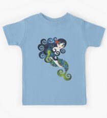 Aquamarine, the Teenage Mermaid Kids Clothes