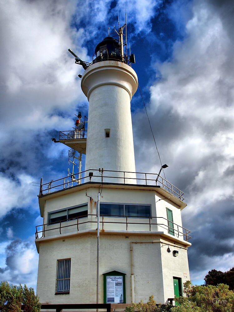 Point Lonsdale Lighthouse by Clive