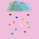 Love cloud by ColorsHappiness
