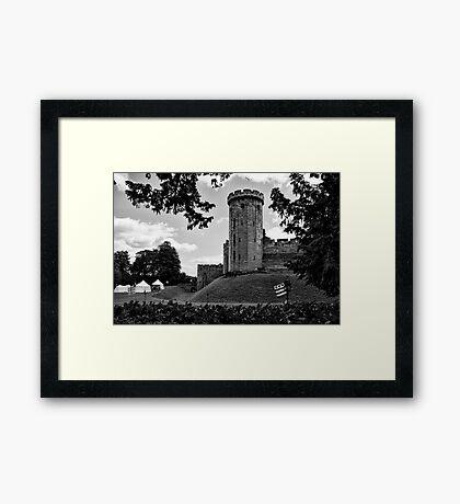 Warwick Castle Framed Print