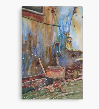 Ageing Beautifully Canvas Print