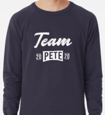Pete Buttigieg 2020 campaig for President t-shirt Lightweight Sweatshirt