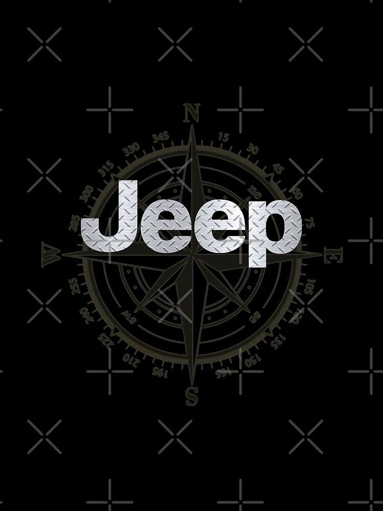 Jeep Diamond Plate by FantasySkyArt