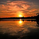 A Sunset Eve by Mike Topley