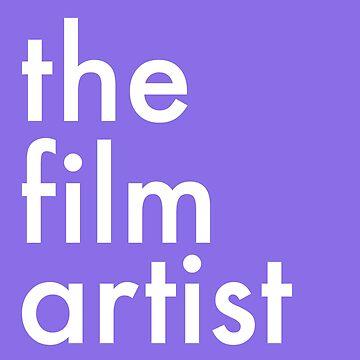 Das Logo des Filmkünstlers von thefilmartist