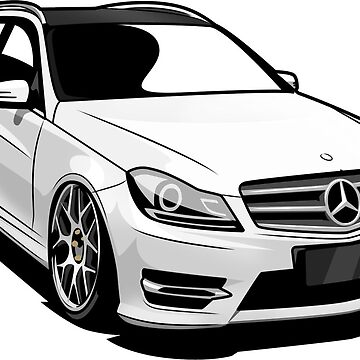 C Class Wagen by xEver