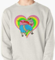 The Love Goat Pullover