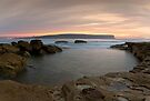 Watercolours_South Head by Sharon Kavanagh