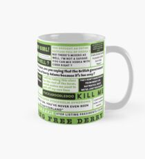 Derry Girls Quotes Two Classic Mug