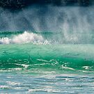 Silent wave by Michael Howard
