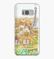 Barcelona Samsung Galaxy Case/Skin