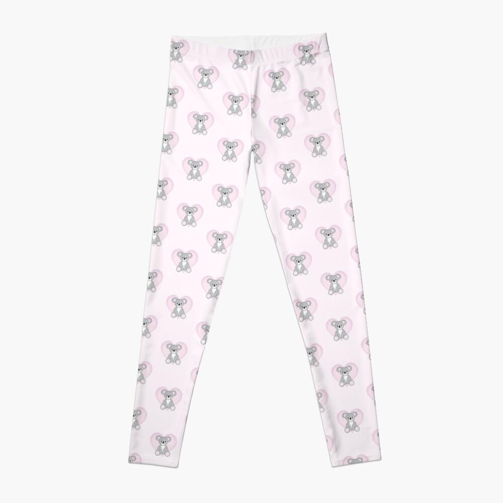 To a KOALITY Boyfriend - Koala - Valentine's Day Pun - Anniversary Pun - Animal Pun - Cute - Adorable - Birthday Pun - Australia Leggings