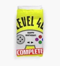 Level 40 Complete (1-120)  Duvet Cover