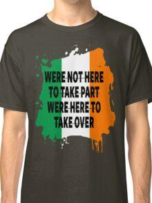 Conor Mcgregor Quote Classic T-Shirt