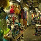 Fashion workers by laurentlesax