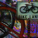 The Bike Lane by Elizabeth Bravo