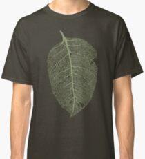 Leaf skeleton Classic T-Shirt