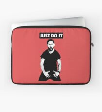 Shia LaBeouf Just Do It Laptop Sleeve