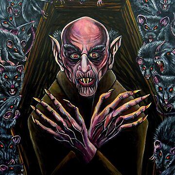 Nosferatu 1922 de JosefMendez