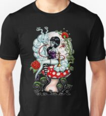 Alice in Zombie Land - Schmokin' Caterpillar T-Shirt