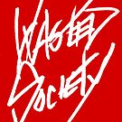 Wasted Society Logo by mkeene2015