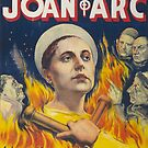 Die Leidenschaft von Jeanne d'Arc Movie Poster von DigiArtyst