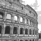 Colosseum - Colosseo - Coliseum by BodyIllumin