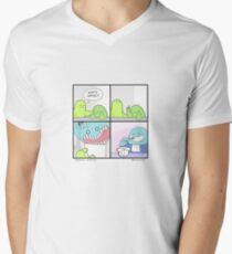 Take Out V-Neck T-Shirt