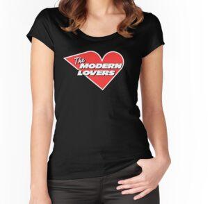 Camisetas y sudaderas «Amantes modernos camiseta» de RatRock  87c2d24ab32