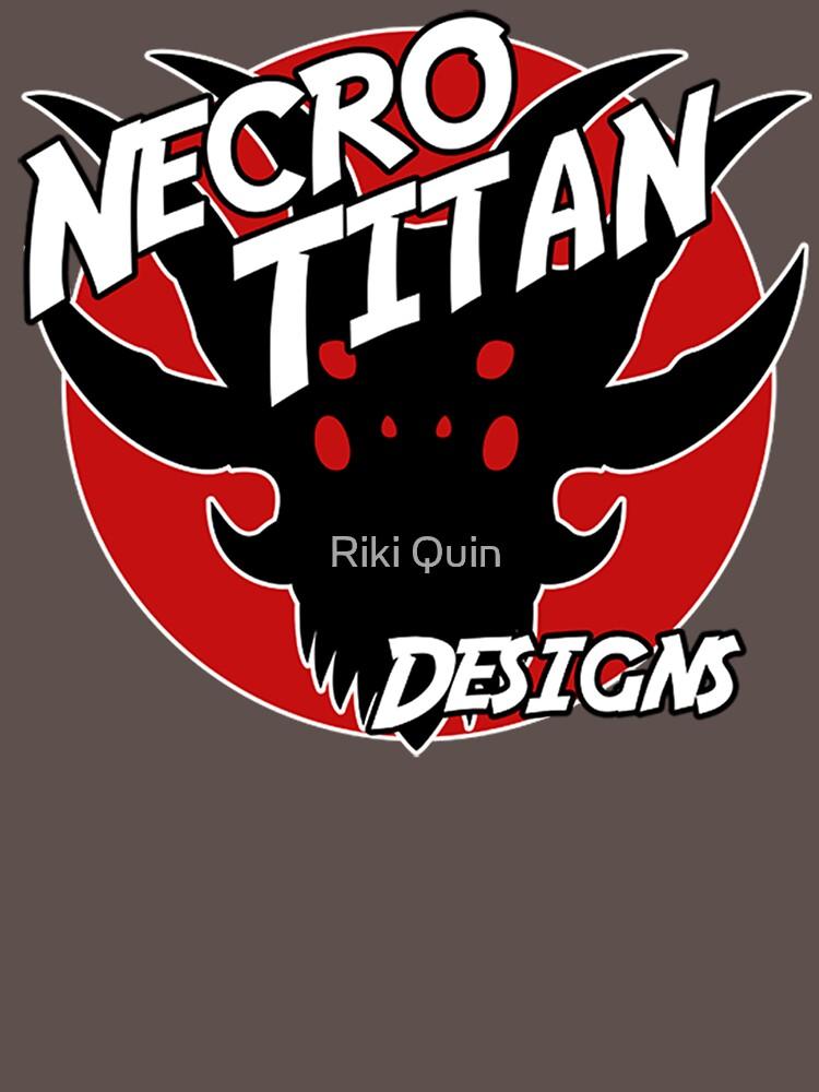 Necro Titan Designs by rikiquin05
